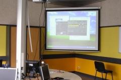 Installation du video projecteur